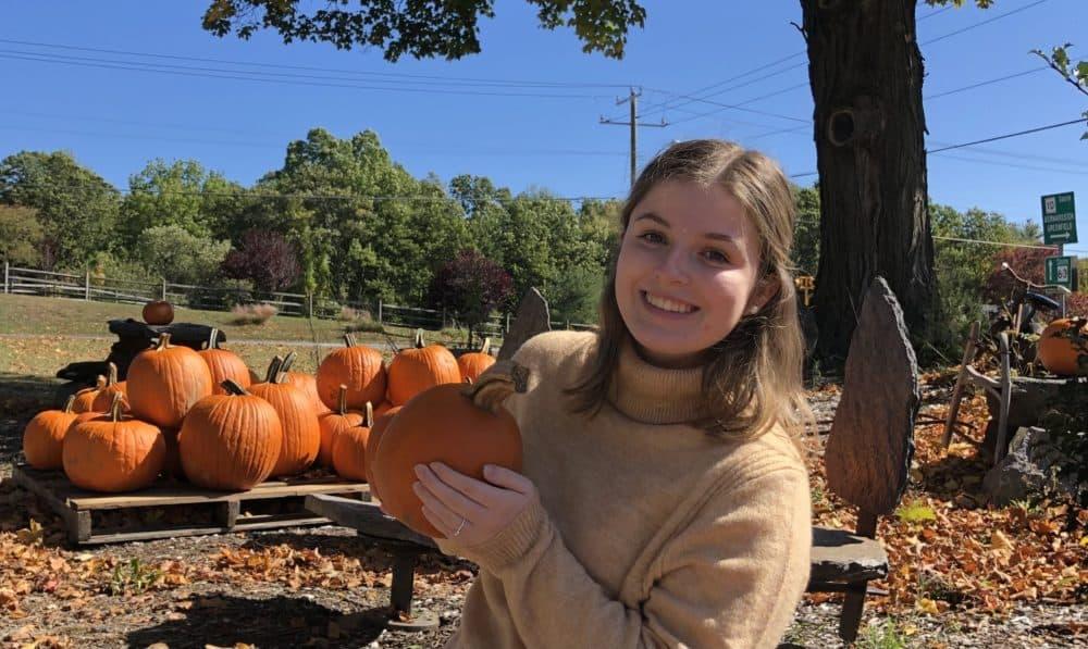 Sarah Wyngowski is a senior at Pioneer Valley Regional School. (Courtesy)