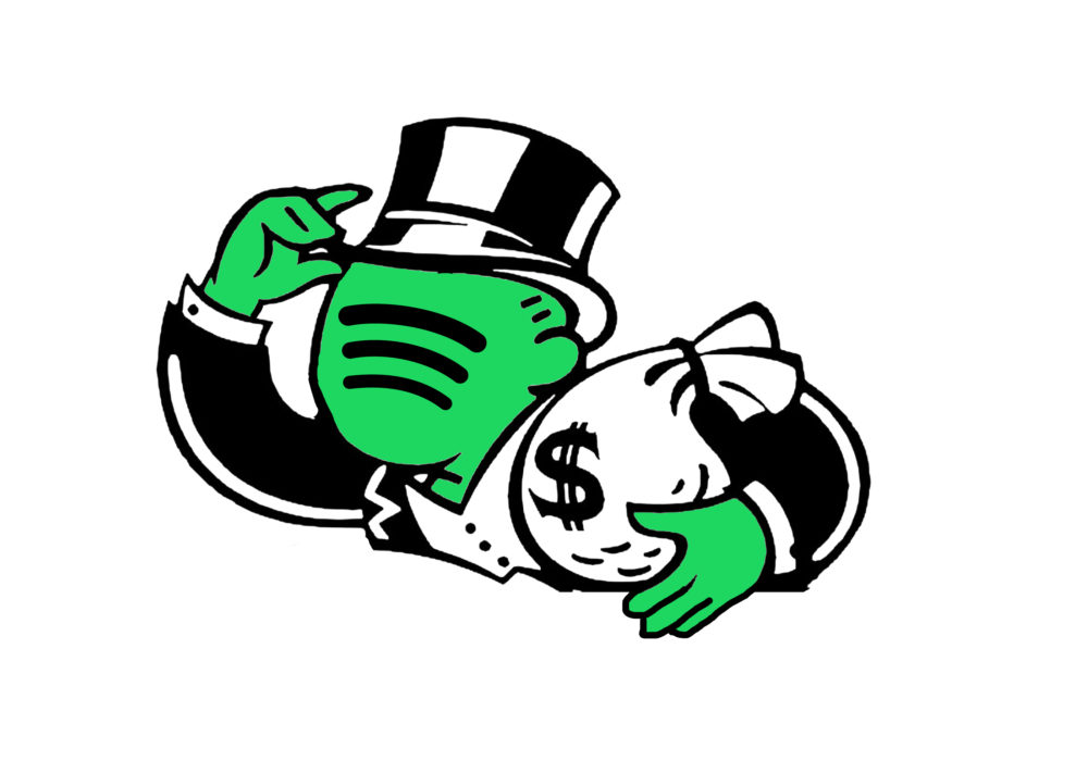 The Union of Musicians and Allied Workers launched a campaign called Justice At Spotify to demand musicians be paid one cent per stream. (Courtesy)