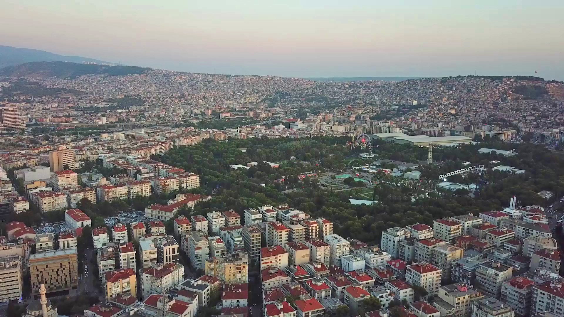 "A still from Fatih Bilgin and Hande Zerkin's documentary ""Culture Park: An Oasis in İzmir."" (Courtesy Boston Turkish Festival)"
