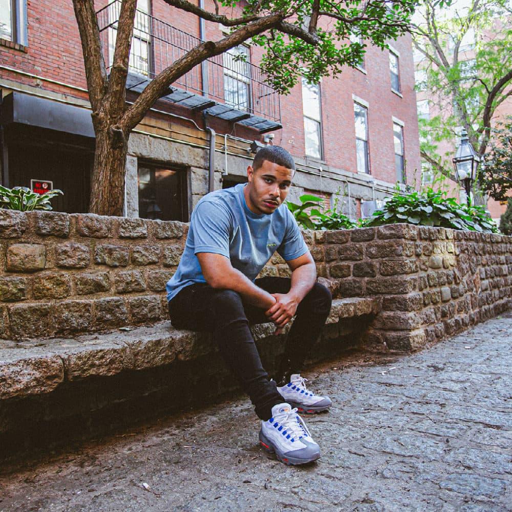 Lynn-based rapper Suriel. (Courtesy Hal Occasio)