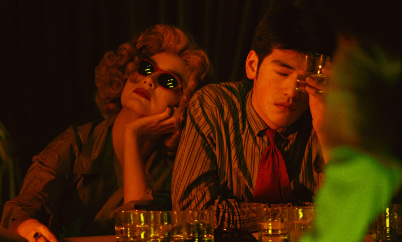 "A still from director Wong Kar Wai's ""Chungking Express."" (Courtesy Janus Films)"