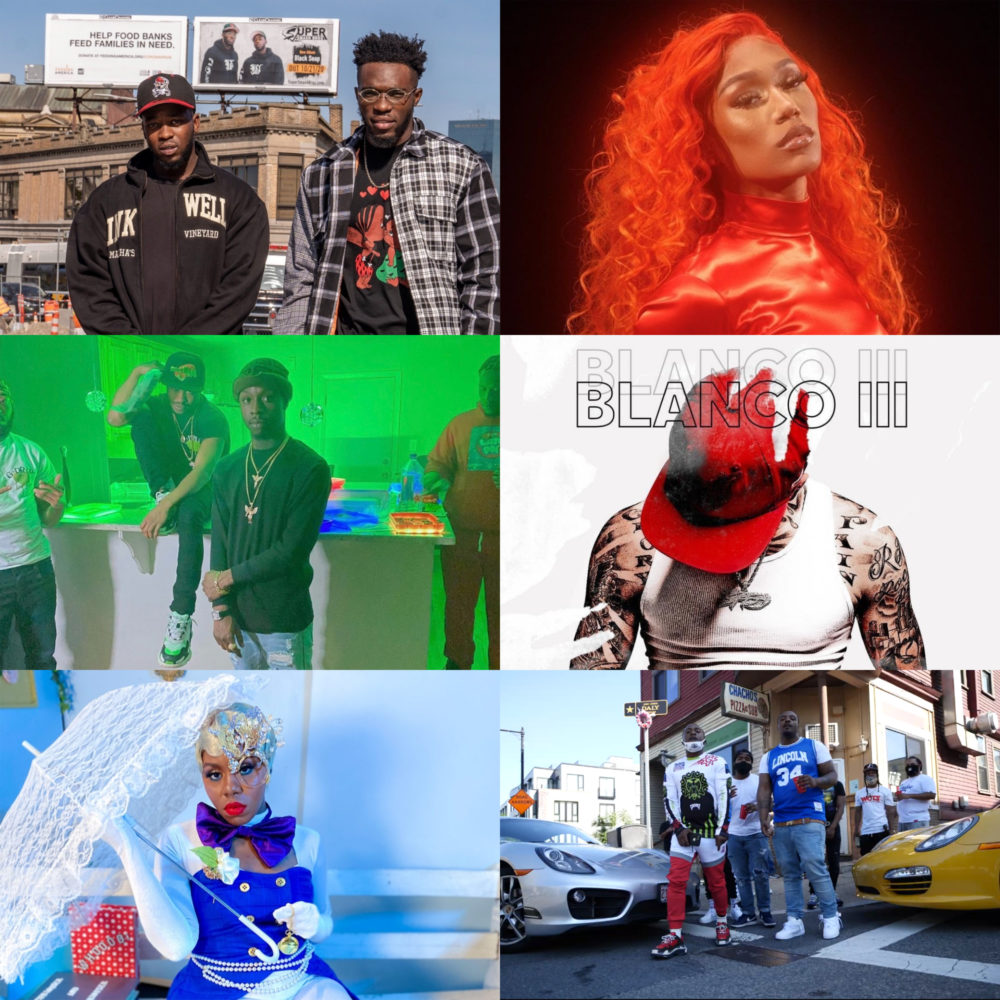 SuperSmashBroz, BIA, Millyz, E Burton & King Brickz, Cakeswagg and Y Gizzle all released songs this year that impressed music writers Candace McDuffie and Noble.