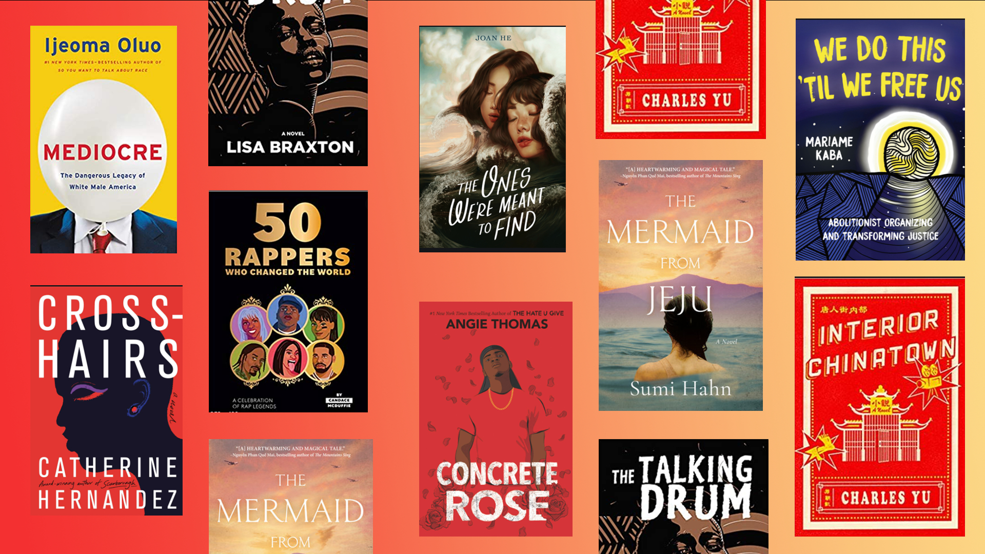 Arts engagement producer Arielle Gray selects books you should add to your 2021 reading list. (Courtesy of the publishers)