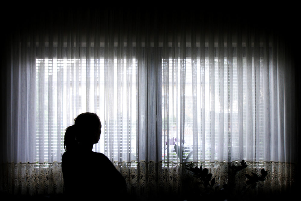 A survey by sociologist Karl Pillemer revealed that about 25% of people live with some kind of family estrangement. (Getty Images)