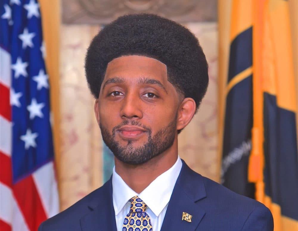 Baltimore Mayor Brandon Scott (Courtesy)