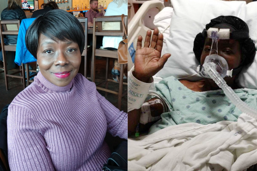 In October, a nursing student unwittingly exposed Iris Meda to the coronavirus. Meda died in mid-November after a three-week hospitalization. (Courtesy)