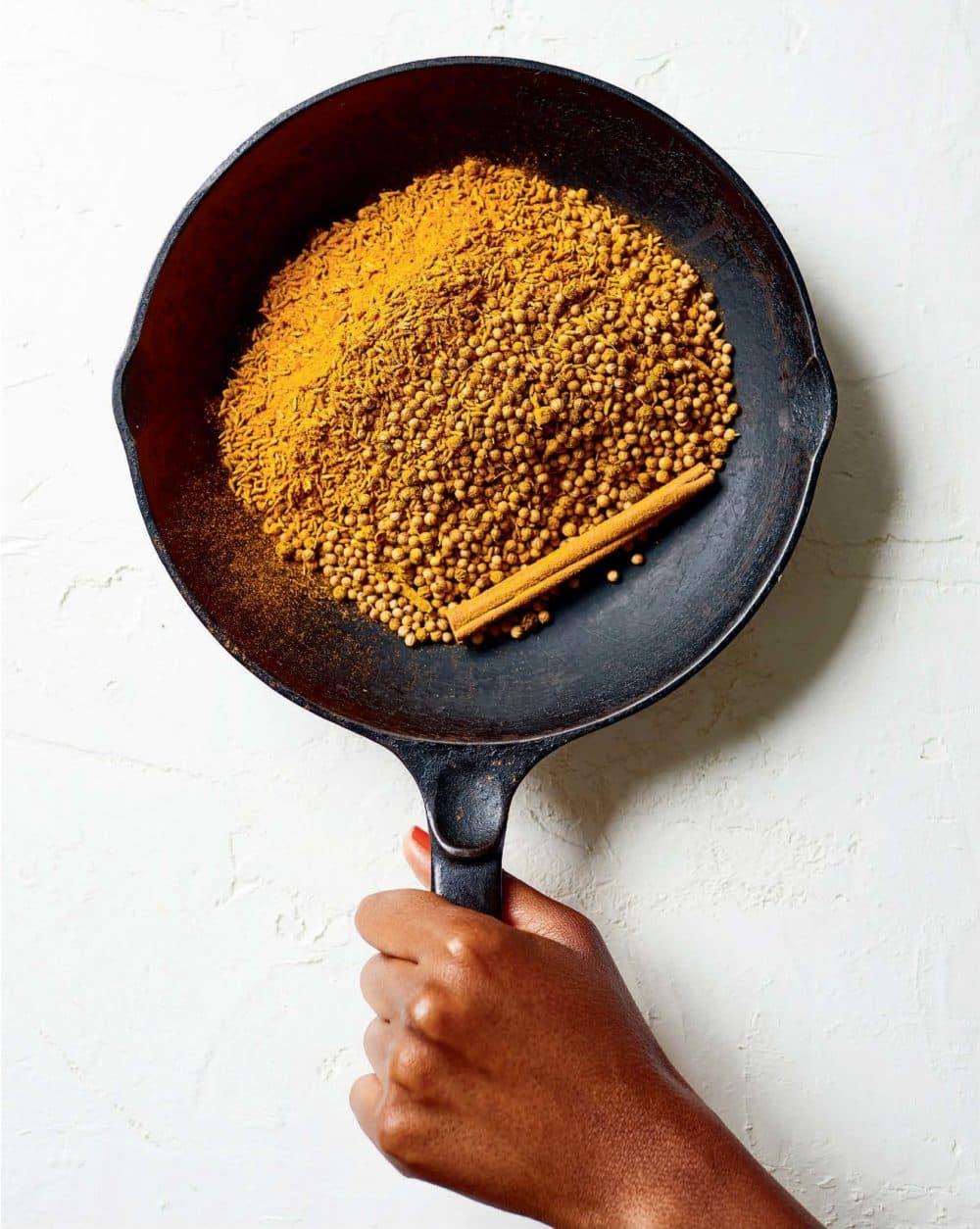 Mélange d'épices Xawaash de