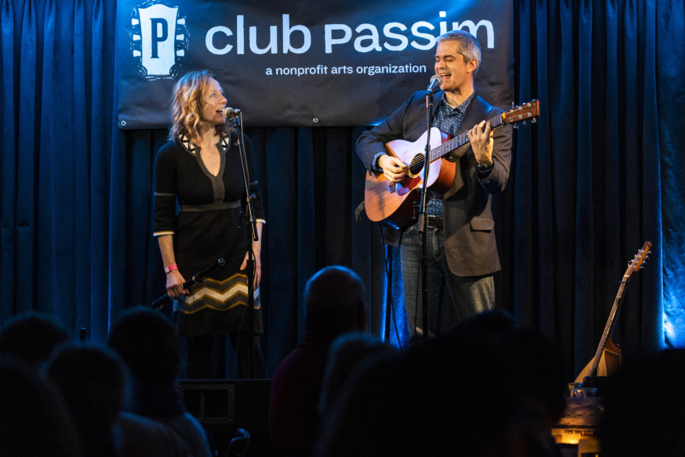 A performance during the 2020 Boston Celtic Music Fest. (Courtesy Passim)