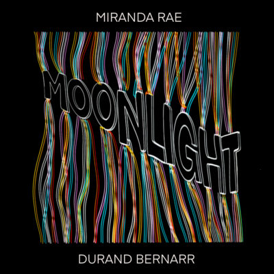 "Cover art for Miranda Rae's new single ""Moonlight."" (Courtesy)"