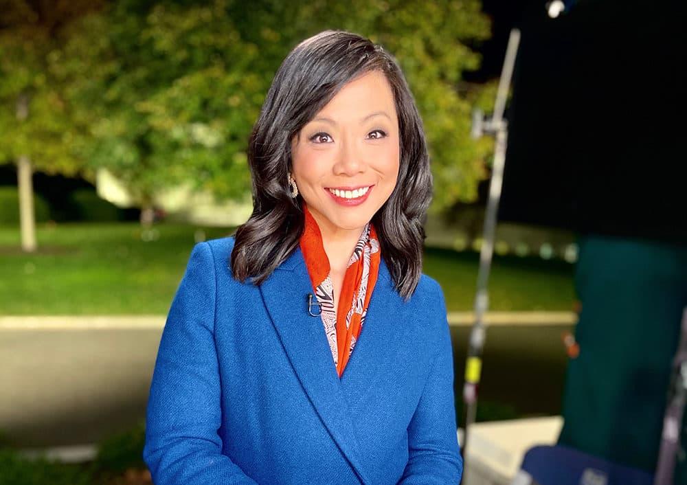 Weijia Jiang, senior White House correspondent for CBS News. (Courtesy)