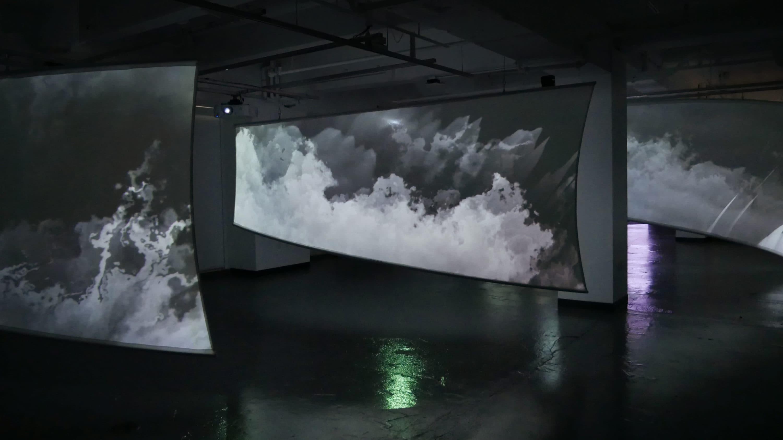 "Georgie Friedman, ""Hurricane Lost,"" 2021. (Courtesy of the artist)"