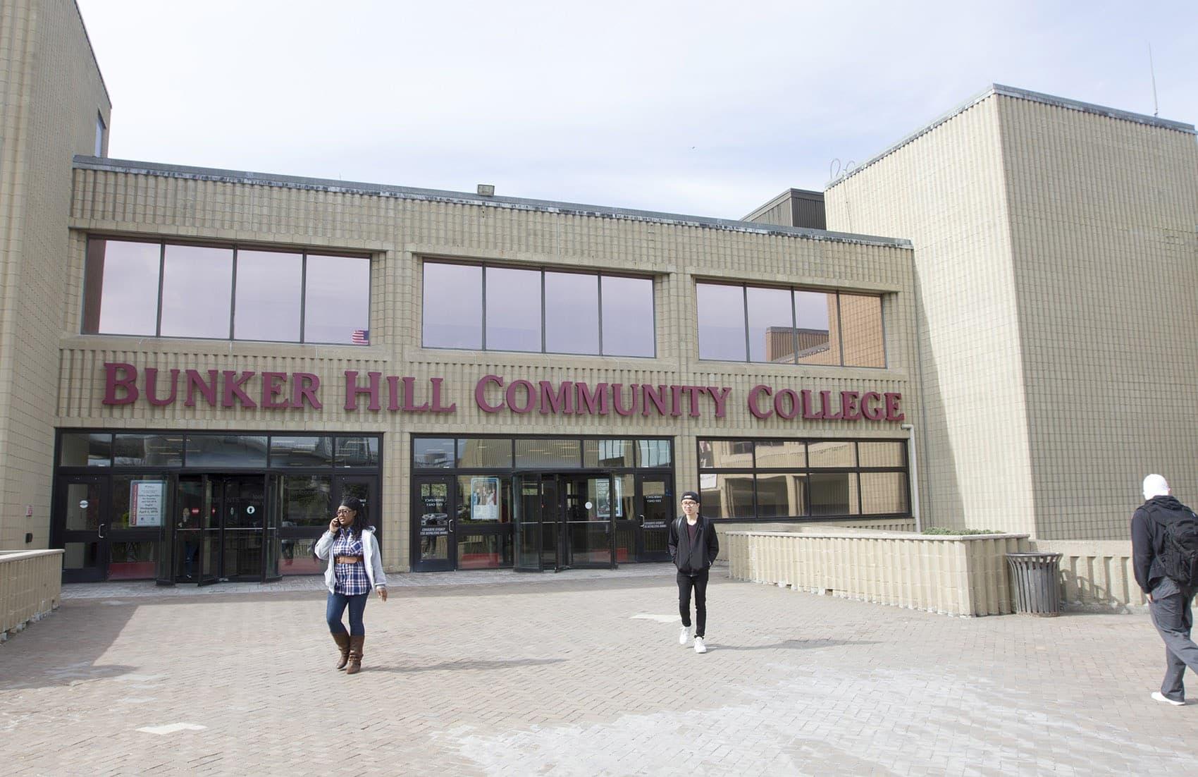 Bunker Hill Community College (Joe Difazio for WBUR)