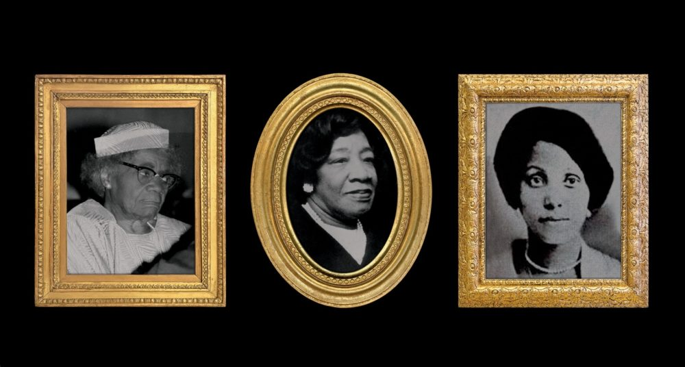 """The cover of """"The Three Mothers: How the Mothers of Martin Luther King, Malcolm X, and James Baldwin Shaped a Nation"""" by Anna Malaika Tubbs. (Courtesy)"""