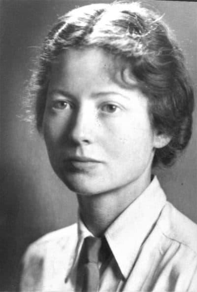 Die Großmutter des Autors, Inga.  (Danke an Sylvia True)
