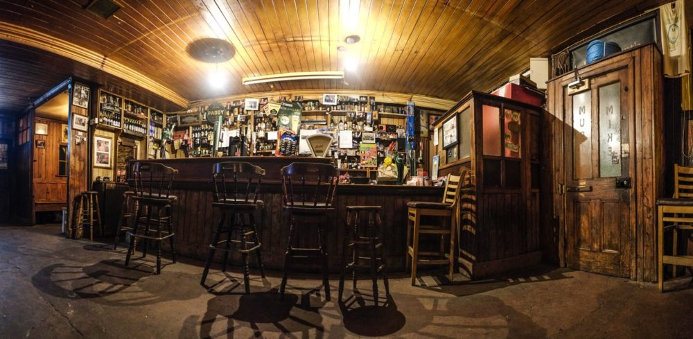 Mike Murts has been serving Cahersiveen, in County Kerry, Ireland, since the mid-1800s. (Courtesy)