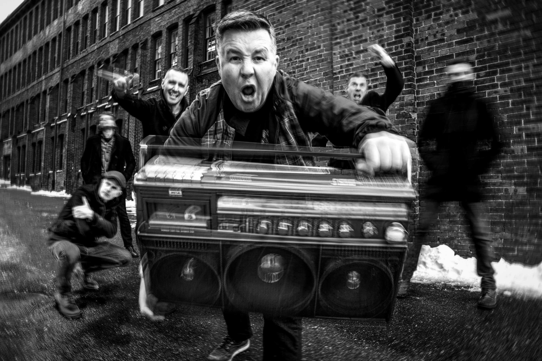 Dropkick Murphys will do a livestream performance on St. Patrick's Day. (Courtesy Ken Susi)