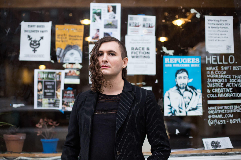 Musician Evan Greer (Courtesy Kayana Szymczak)