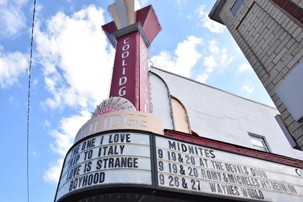 Coolidge Corner Theatre announced it would reopen May 13, 2021. (Courtesy Art House Convergence)
