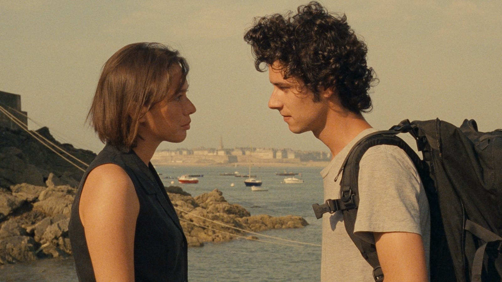 """A still from director Éric Rohmer's """"A Tale of Summer."""" (Courtesy Janus Films)"""