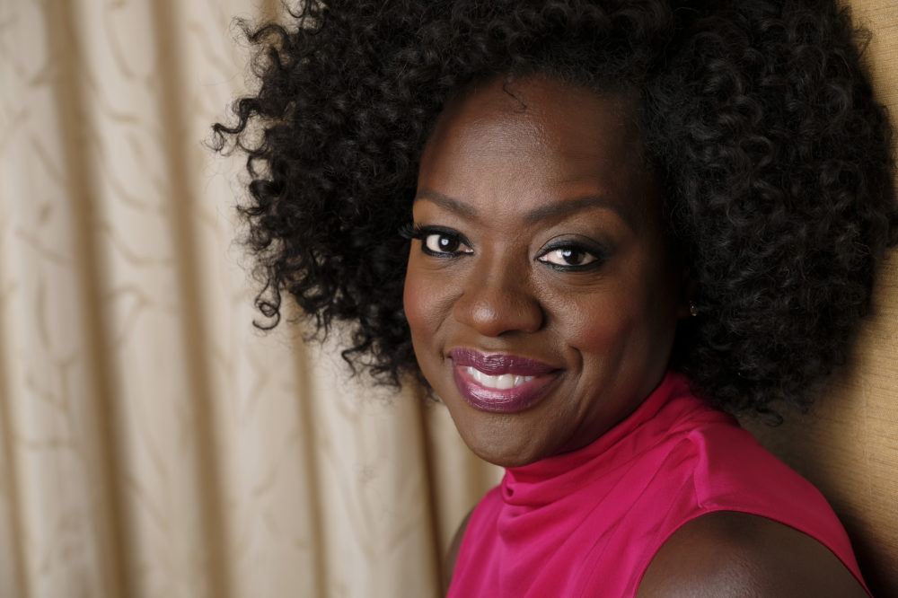 Viola Davis has been named Hasty Pudding Theatricals 71st Woman of the Year. (Photo by Chris Pizzello/Invision/AP, File)