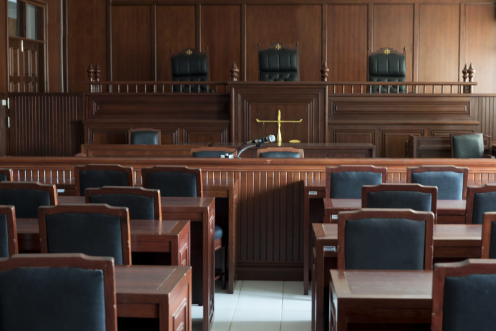 The working group's guide has suggestions for how District Attorney's offices could handle complaints and ensure past convictions are correct. (Getty Images)
