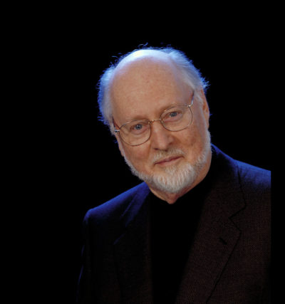 Boston Pops conductor laureate and Hollywood composer John Williams returns to Tanglewood this summer. (Courtesy Boston Symphony Orchestra.)
