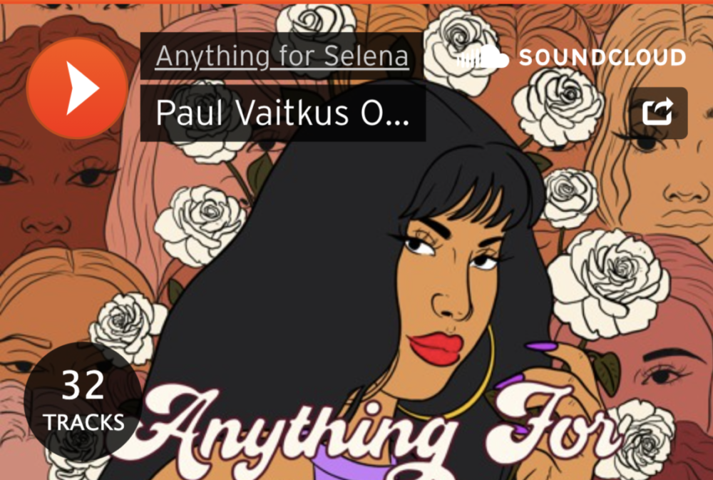 Paul Vaitkus is the artist behind the podcast's gripping sound.