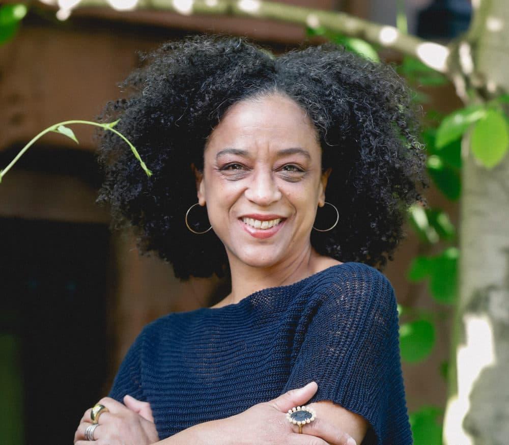 Author Rebecca Carroll. (Courtesy)