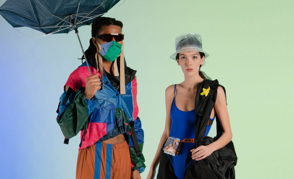 """Photos from Adiff's """"Open Source Fashion Cookbook"""" (Emanuel Hahn)"""