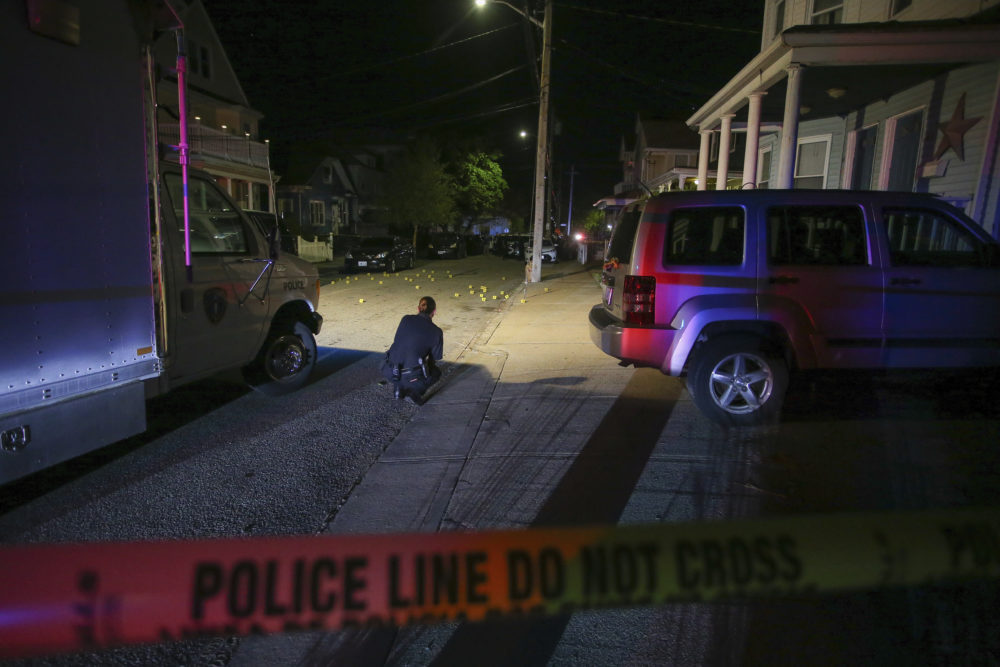 9 wounded, 3 critically, in shooting in Providence, Rhode Island