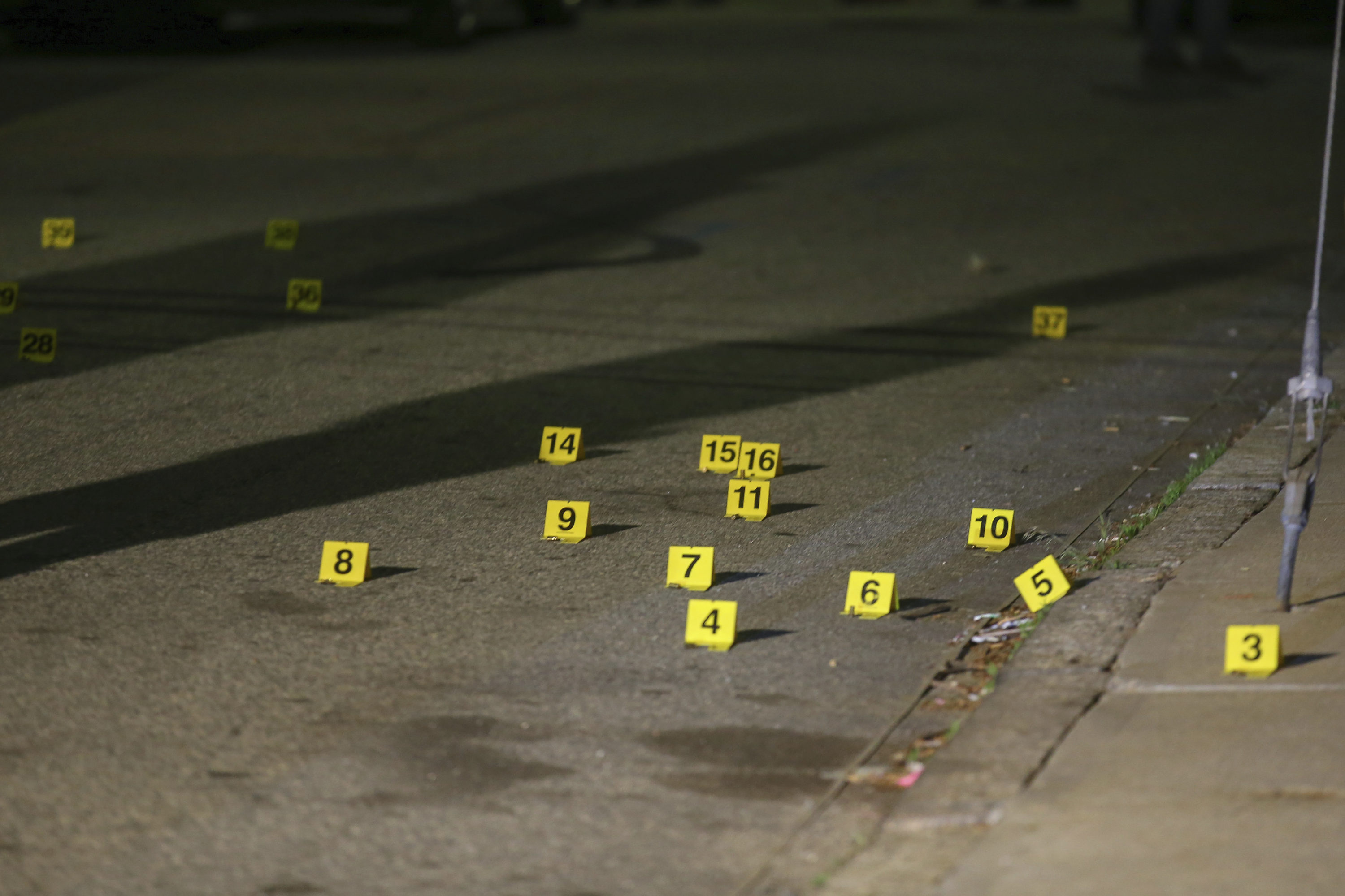 9 wounded, 3 critically, in shooting in Providence, Rhode Island, says police
