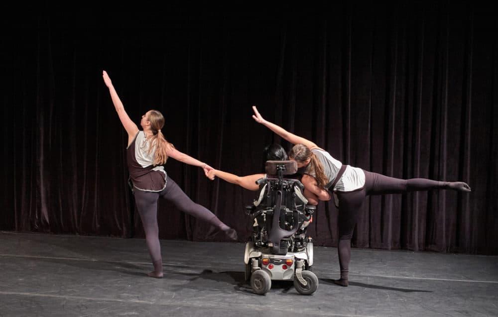 Abilities Dance Boston. (Courtesy Abilities Dance)