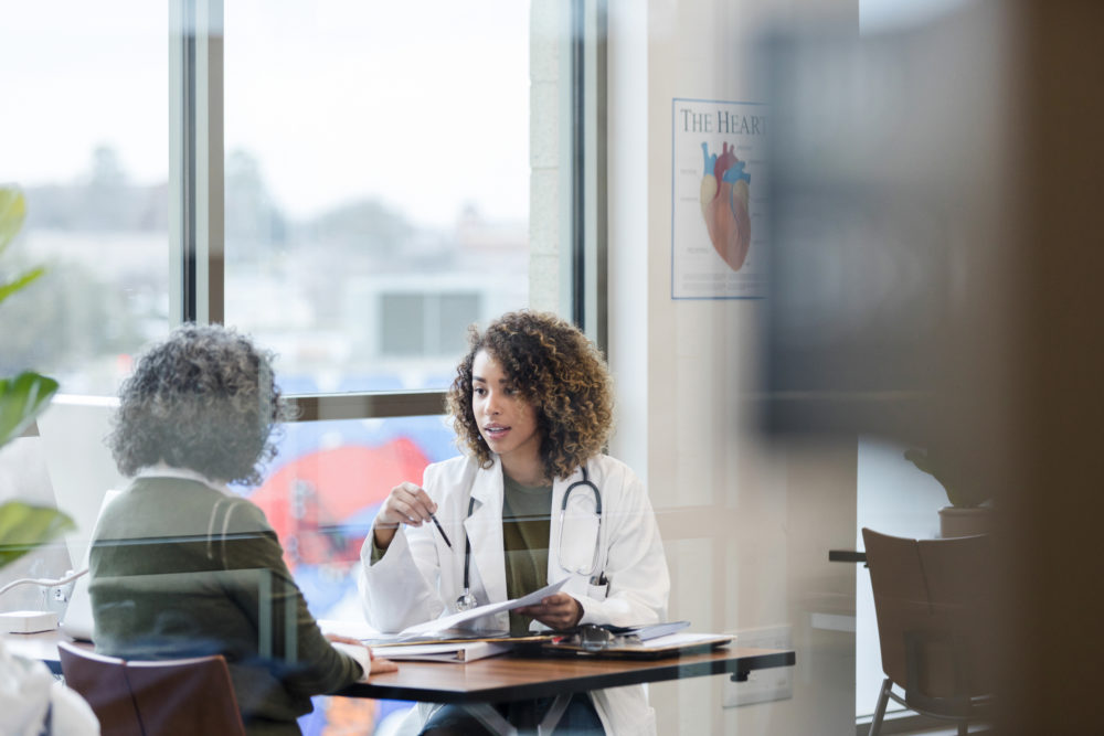 The American Psychiatric Association is trying to come to terms with what it calls an appalling history of racism, both within the organization and in its treatment of patients. (Getty Images)