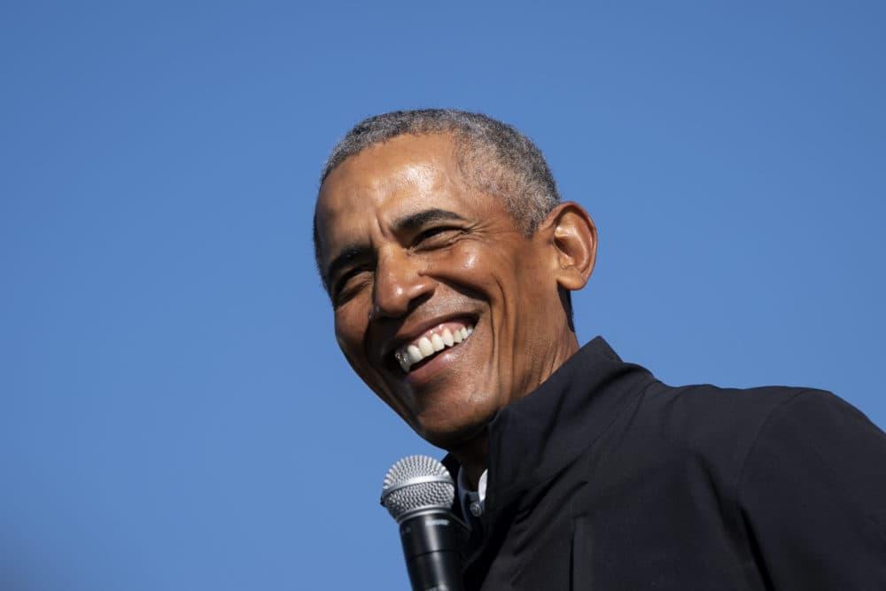 Former President Barack Obama (Drew Angerer/Getty Images)