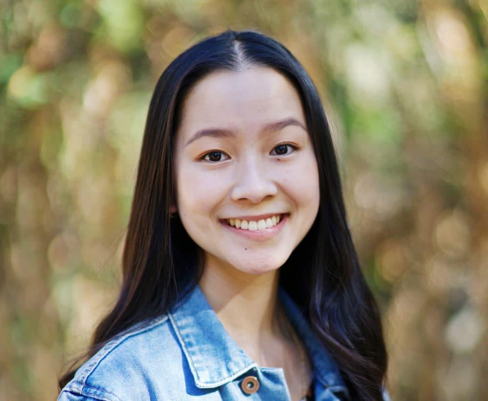 Alexandra Huynh. (Courtesy of Urban Word/National Youth Poet Laureate Program)