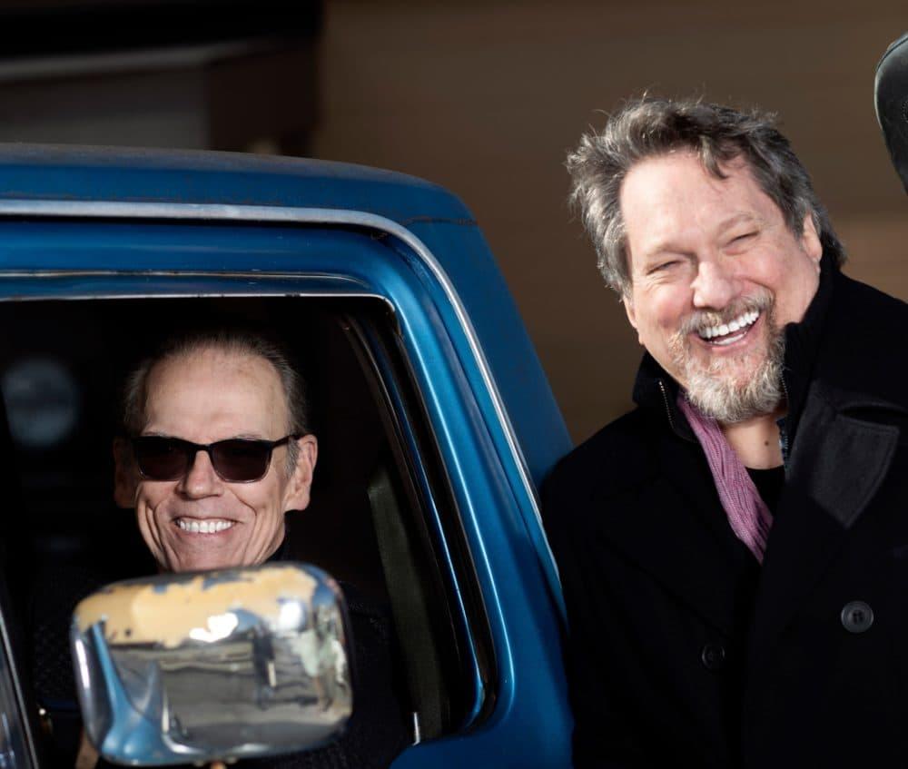 John Hiatt and Jerry Douglas (Patrick Sheehan)