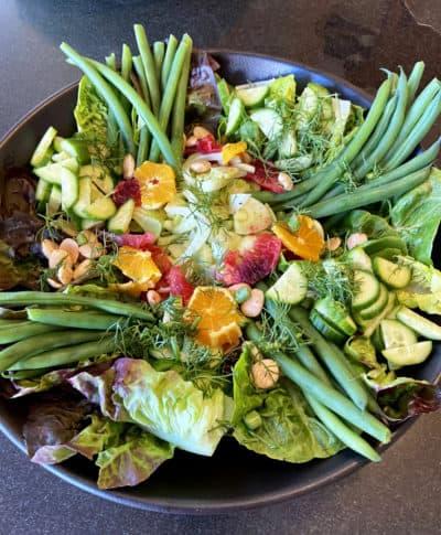 Mother's Day Spring Salad (Kathy Gunst)