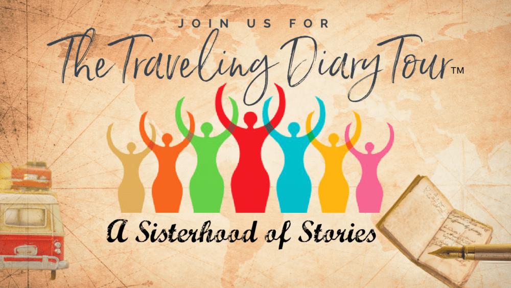The Traveling Diary Tour (Courtesy of Kyra Peralte)