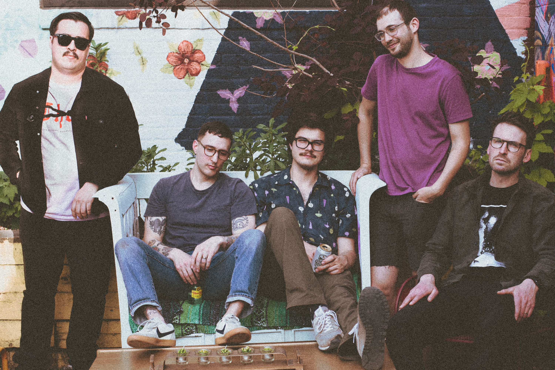 Post-punk band True Faith. (Courtesy Chris Ma)
