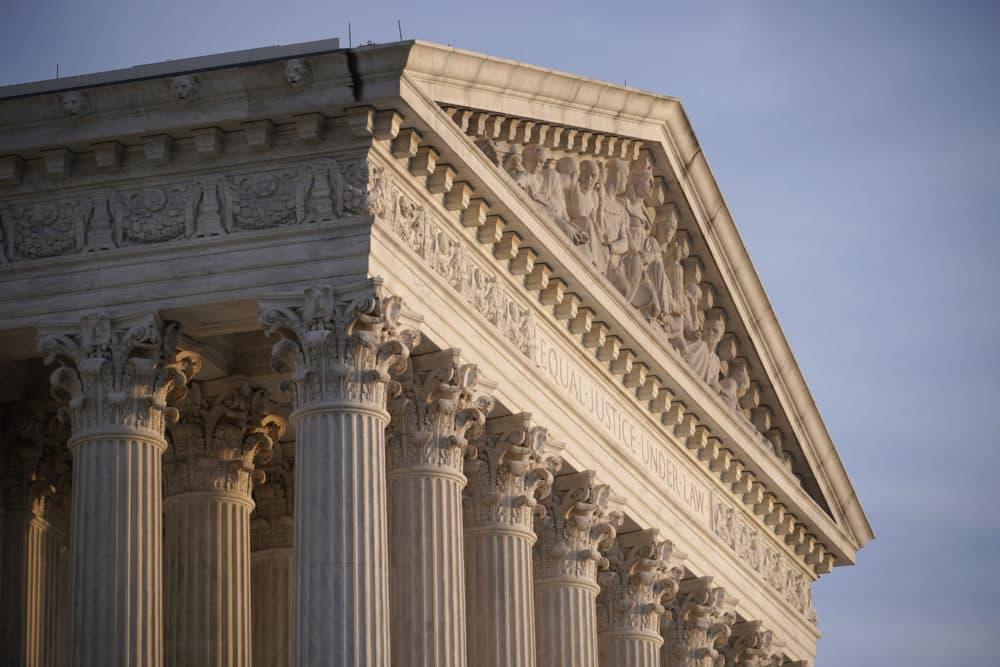 The Supreme Court in Washington. (J. Scott Applewhite/ AP)