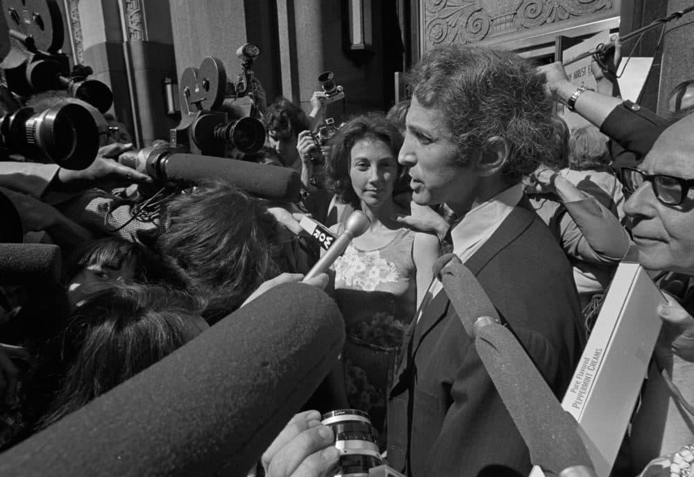 50 Years Ago, Daniel Ellsberg — Who Leaked The Pentagon Papers — Surrendered At Boston Federal Court - WBUR