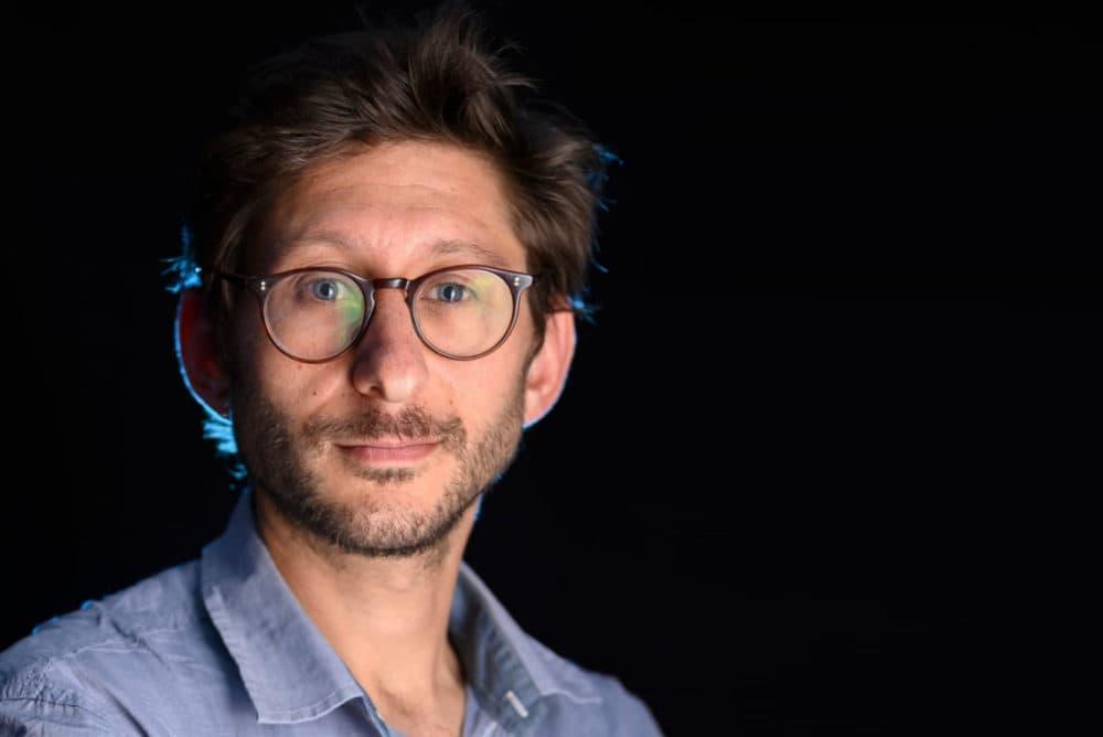 Journalist Daniel Fenster. (Courtesy)