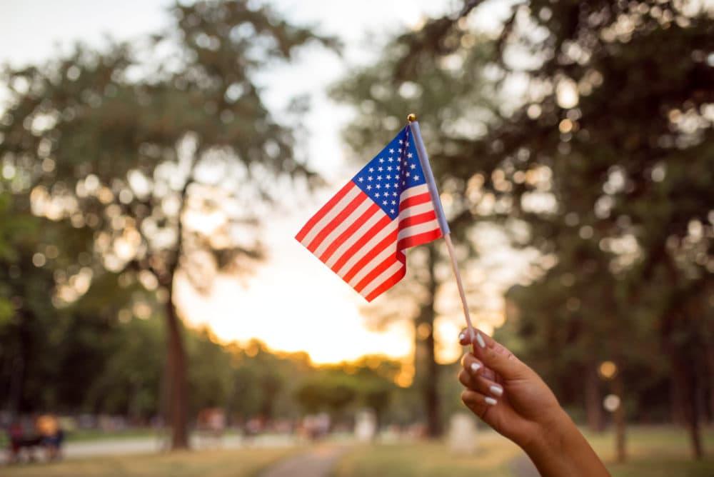 How do you define patriotism? (Getty Images)