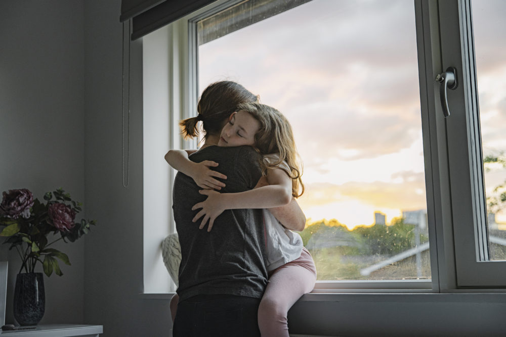 Clinicians are seeing spikes in anxiety and depression among children, and in some cases, suicidal thoughts and attempts. (Getty Images)