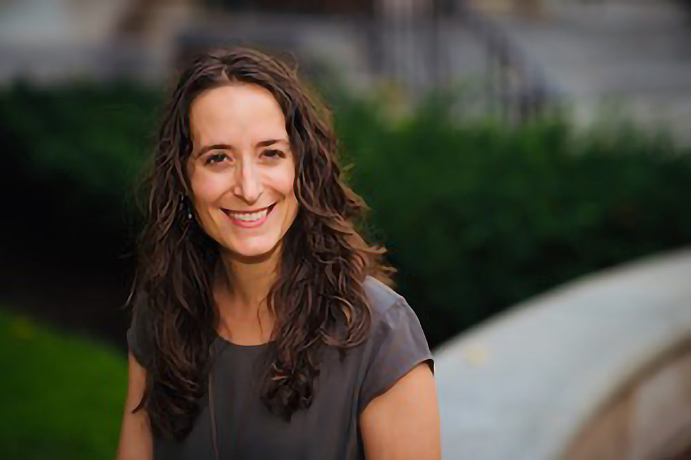Researcher Katie McLaughlin. (Courtesy Katie McLaughlin)