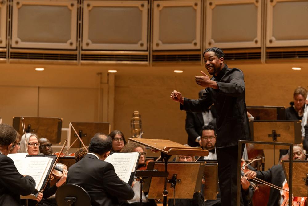 Conductor Jonathan Rush. (Photo by Ocken Photography)