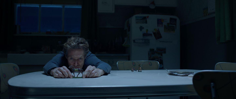 "Willem Dafoe in director Abel Ferrara's ""Siberia."" (Courtesy Lionsgate)"