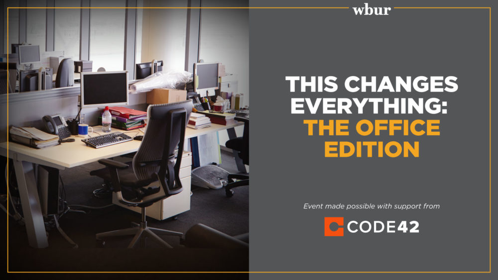 """Join us for a special preview event, """"This Changes Everything: The Office Edition"""" on Wednesday, June 16 at 6:00 p.m. ET."""
