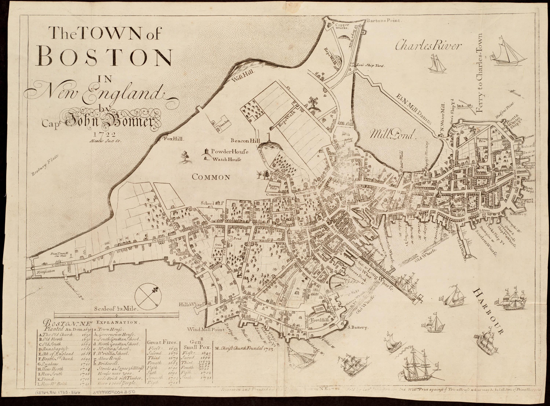 8 Maps That Explain Boston's Changing Shoreline | WBUR News