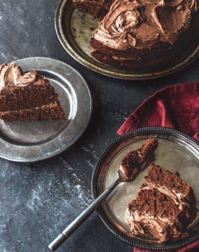 Devil's food cake (Courtesy)